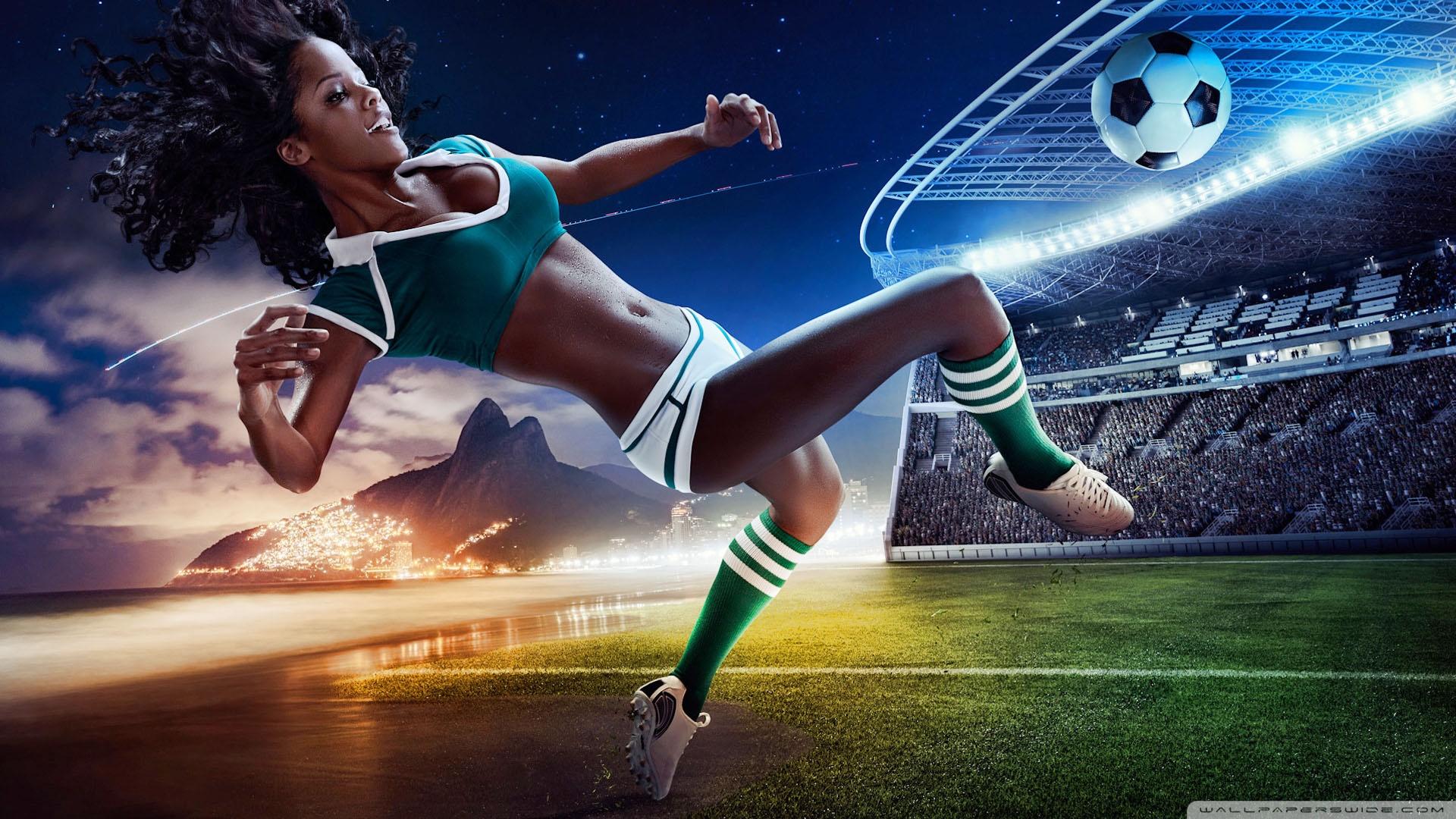 focista lány